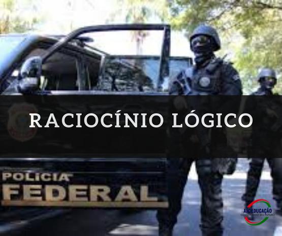 Curso de Raciocínio Lógico -para a Polícia Federal