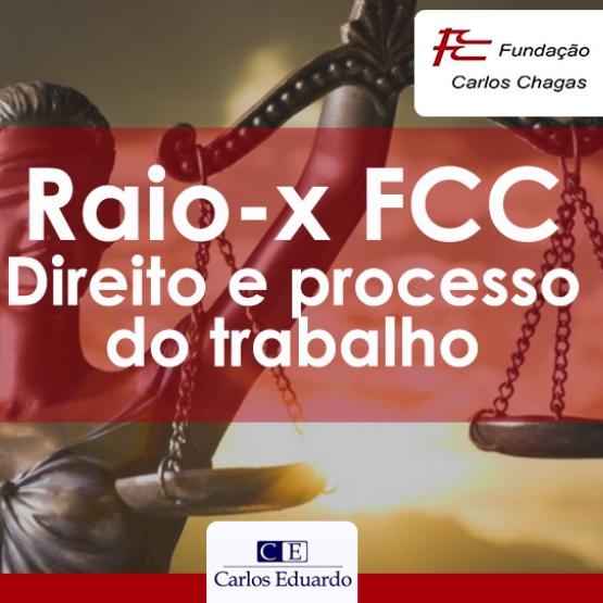 Curso Questões FCC (400 questões)  Direito e Processo do Trabalho