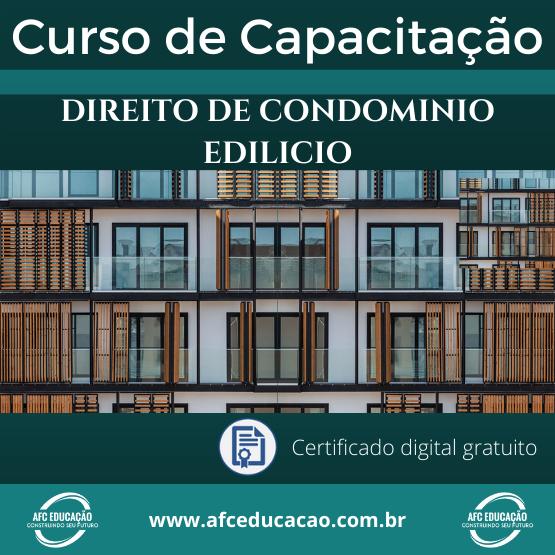Curso de Capacitação - Direito de Condomínio Edilício