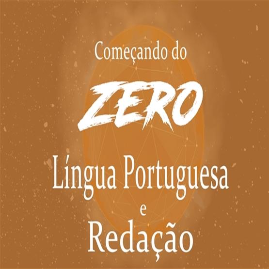 Curso Português - Começando do ZERO para Concursos