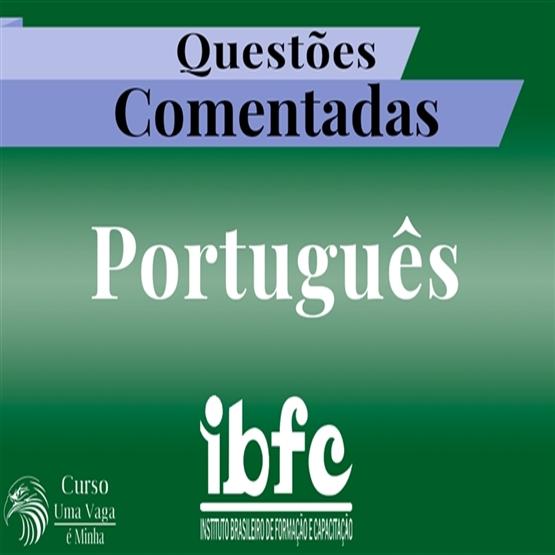 Português - Questões IBFC