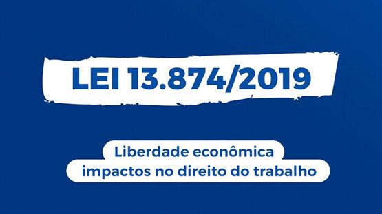 Lei de Liberdade Econômica -  (Lei 13.874\19)