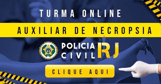 Matemática - Auxiliar de Necropsia - Polícia Civil (RJ)